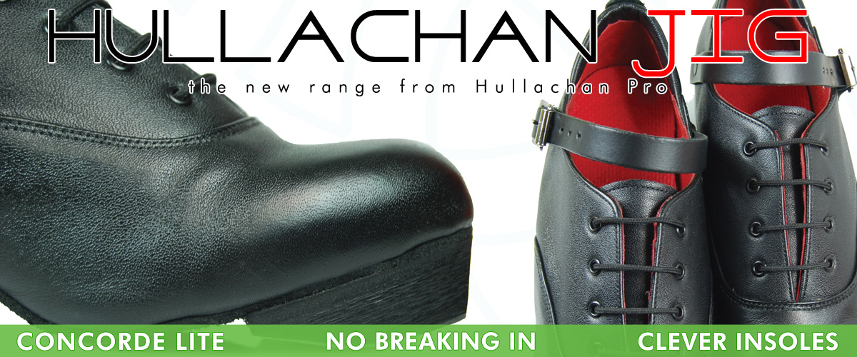 The New Hullachan Jig Shoe (HJ1)